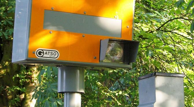 Hız Kamerası (Radar)