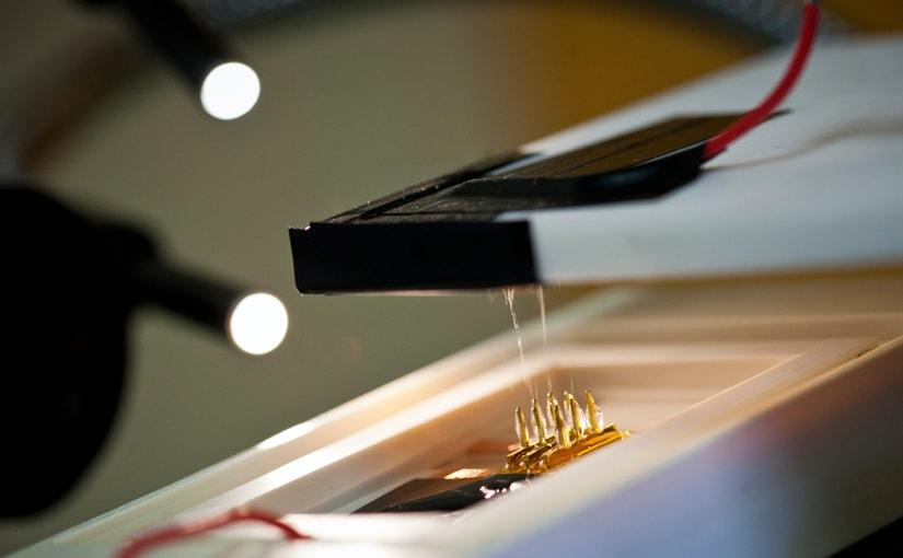 Mikroelektromekanik Sistemler (MEMS)