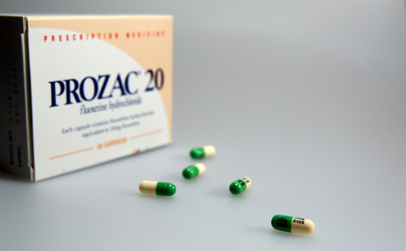 Prozac (Fluoksetin Hidroklorür)