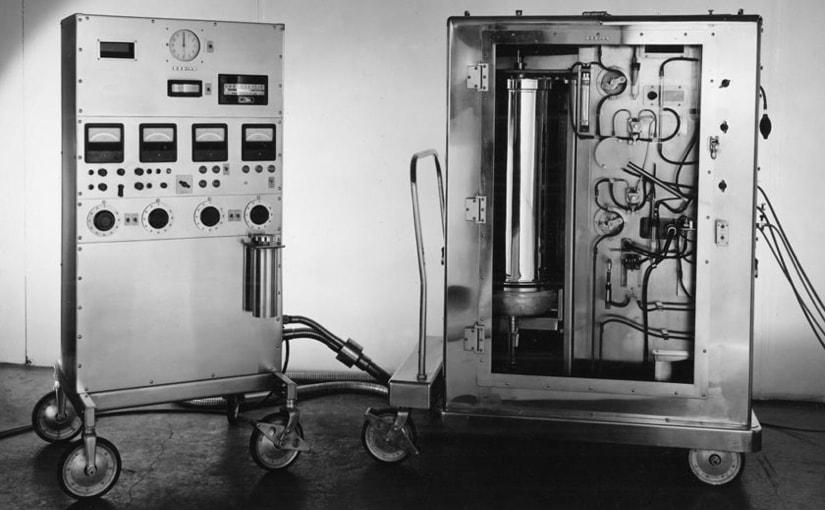 Kalp – Akciğer Makinesi
