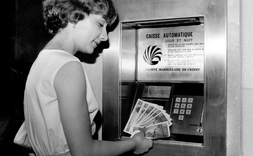 ATM, Bankomat, Para Çekme Makinesi
