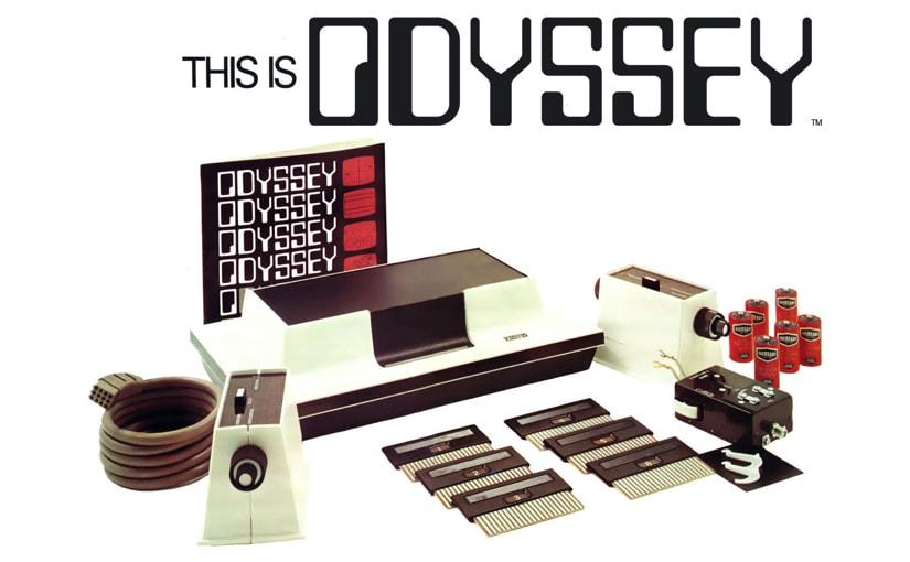 Magnavox Odyssey Video Oyun Konsolu